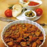 Fleischeintopf mit Oliven