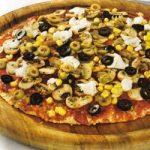 Mediterrane Pizza
