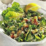 Caesar-Salat mit Parmesan
