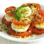 Eier-Tomaten-Gratin