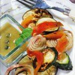 Gegrilltes Gemüse
