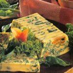 Muschel-Spinat-Pastete