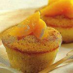 Semola-Muffins mit Aprikosen
