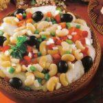 Fischsalat mit Bohnen