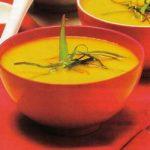 Gemüse-Cremesuppe