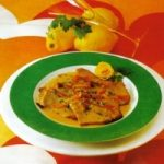 Kalbsschnitzel mit Zitrone