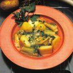 Kartoffel-Fisch-Suppe