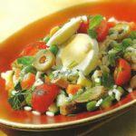Bunter Gemüsereis mit Ei