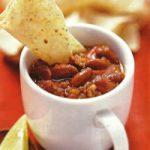 Chili con Carne mit Hühnchenfleisch