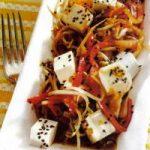 Chop Suey mit Tofu