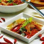 Hühnchen-Chop Suey