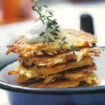 Kartoffel-Käse-Plätzchen