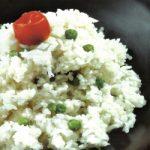 Gourmet-Reis mit Erbsen